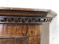 Antique Oak Corner Cupboard (8 of 10)