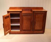 Early 20th Century Golden Oak Sideboard (9 of 10)