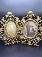 Pair of Large Victorian Gilt Picture Frames (3 of 8)