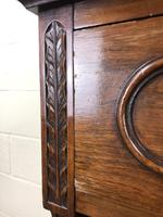 Antique 19th Century Two Stage Mahogany Bookcase (12 of 19)