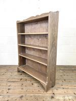 Pair of Antique Oak Bookcases (4 of 8)
