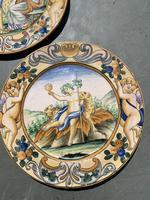 Trio of Urbino Plates (2 of 9)