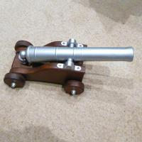 Large Model Cannon (3 of 3)