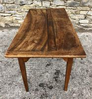 Antique French Walnut Farmhouse Table (14 of 23)