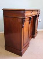 Antique Victorian Chiffonier Sideboard Base (2 of 14)