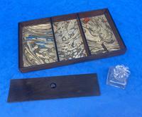 Victorian Burr Walnut Writing Box c.1870 (13 of 14)