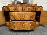 Burr Walnut Art Deco Dressing Table (5 of 14)