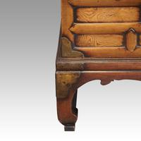 Antique Korean Burr Elm Cabinet (5 of 8)