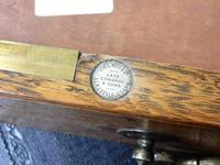 19th Century Oak Pedestal Desk (6 of 8)