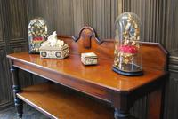 Large Antique Country House Mahogany Server / Console (3 of 7)