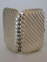 Victorian Silver Cigar Case with Spiral Form Body (2 of 7)