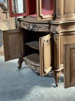 Exceptional Rare Pair of French Bookcases or Cabinets (17 of 37)