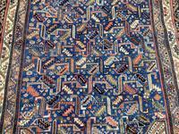 Antique Qashqai Rug (4 of 9)