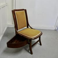 Charming Little Chair with Knitting Wool Drawer (5 of 7)