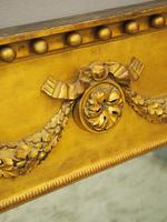 George IV Carved and Gilded Pier Mirror (11 of 14)