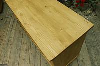 2m Pine Dresser Base Sideboard / Cupboard / TV Stand (6 of 13)