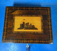William IV Early Mosaic Tunbridge Ware Table Box (20 of 20)
