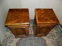 Pair of Walnut Bedside Cabinets (5 of 8)