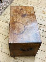 19th Century Oak Tool Chest (4 of 16)