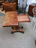 Antique card table (2 of 5)