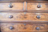 Antique Mahogany Chest of Drawers (6 of 12)