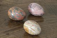 Three Rare Marble Eggs (3 of 6)