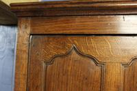 18th Century Oak Hanging Mural Cupboard. North Wales c.1760 (7 of 9)