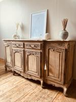 French Antique Large Normandy Sideboard / Buffet / Cupboard (2 of 10)