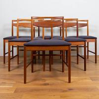 Set of 6 Mid Century Teak McIntosh Dining Chairs (7 of 12)