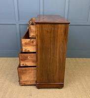 Victorian Burr Walnut Chest of Drawers (2 of 13)
