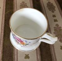 Early 19th Century Small Coalport Floral Tankard (5 of 6)