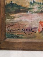 Stunning Oil Painting by Wojciech Kossak (3 of 4)