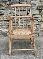 Antique Primitive Westcountry Stick Back Windsor Chair (2 of 18)