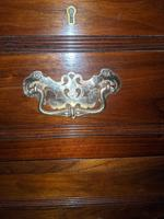 Large Late Victorian Walnut Chest of Drawers (3 of 5)