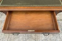 Antique Victorian Walnut Writing Table Desk (7 of 17)