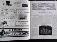 1911 Figaro Illustre Original French Journal - Unusual Poster Size Prints (4 of 4)