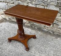 Victorian Mahogany Adjustable Reading Table by Ward (11 of 16)