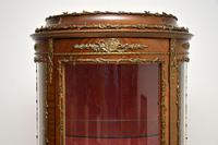 French Style Ormolu Mounted Display Cabinet (3 of 12)