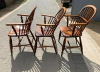 19th Century Windsor Chairs (9 of 10)