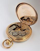 Vintage 1930s Cortebert Pocket Watch (4 of 5)