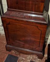 19th Cent Mahogany 8 Day Long Case Clock (4 of 5)