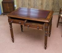 Mahogany Writing Table