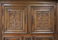 Antique French Housekeepers Cupboard (2 of 11)