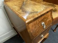 Quality Burr Walnut Dressing Table (3 of 22)