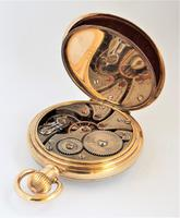 1930s James Walker London Pocket Watch Made by Record (5 of 6)