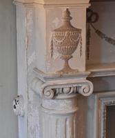 Adam Style Fire Surround in Original Paint (8 of 9)