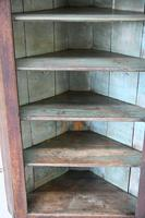 Large Mahogany Georgian Corner Cupboard (11 of 12)
