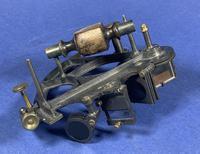 Victorian Brass Sextant In It's Original Mahogany Box. (11 of 18)