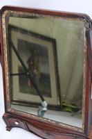 Antique Georgian Mahogany Dressing Table Mirror (8 of 13)