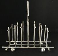 Christopher Dresser Style Toast Rack (5 of 5)
